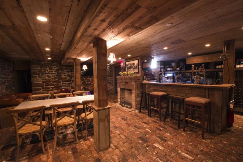 Man Caves Long Island : Sessions in the speakeasy jedediah hawkins inn on