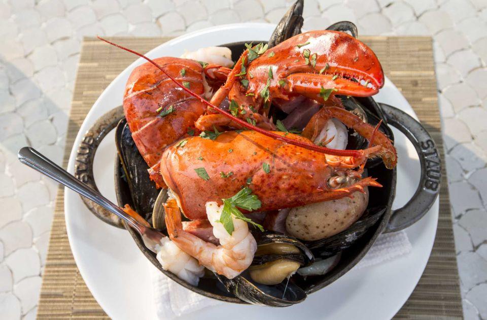 Lobster Roll Sushi Long Island