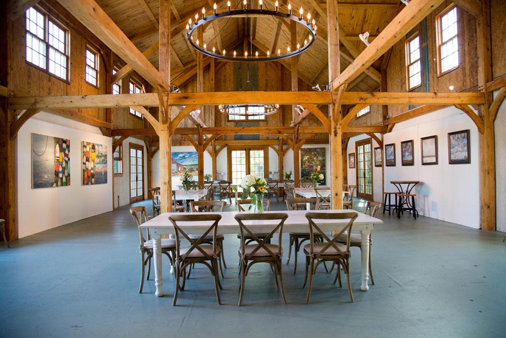 Max Moran Exhibit Barn